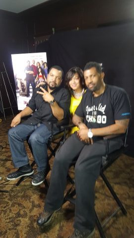 Ice Cube & Deon Cole