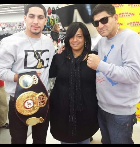Danny & Angel Garcia